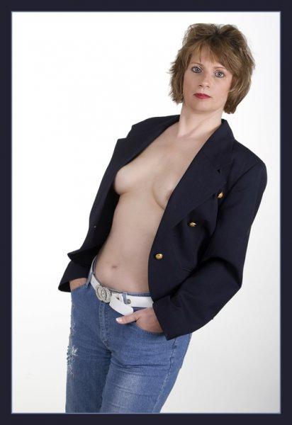 sexy Jeans und Seide - jacket