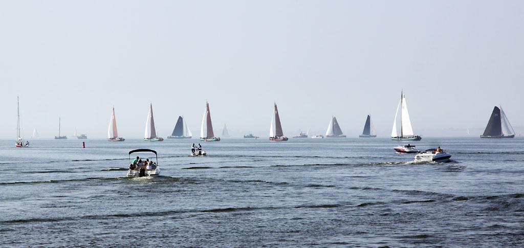 Regatta Ijsselmeer