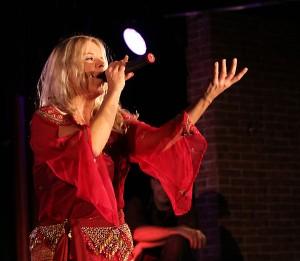 Katja Kutz als Janis Joplin