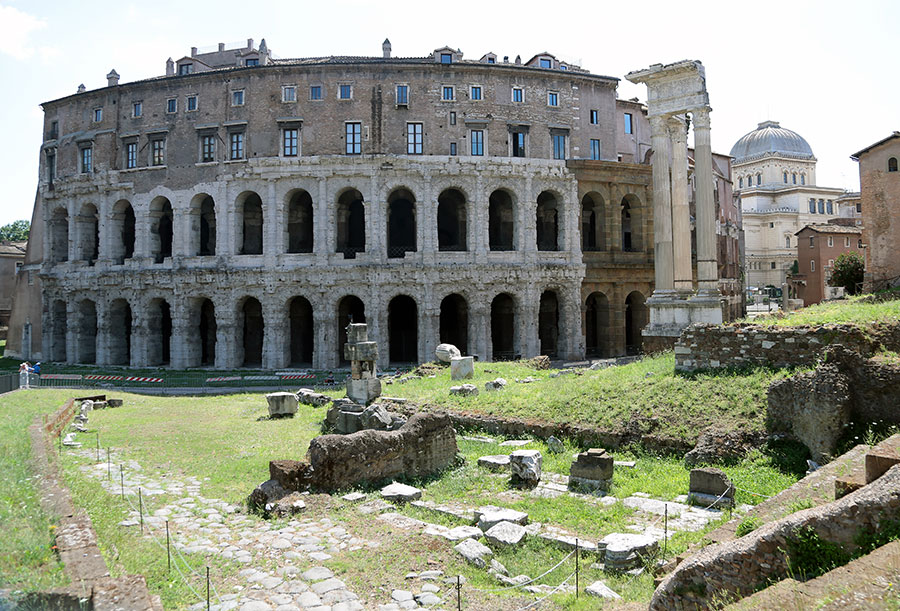 Colosseum des Trajan