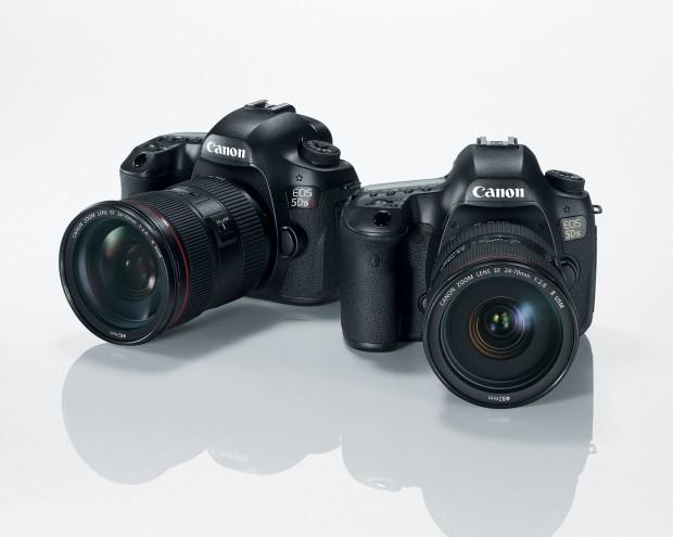 4 x neue Firmware für Canon EOS Kameras