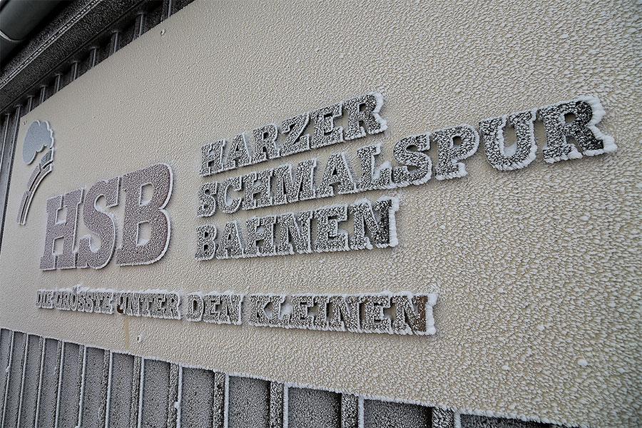 HSB Bahnhof Brocken