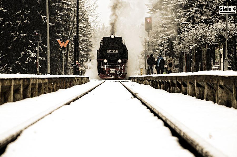 Bahnhof Drei Annen