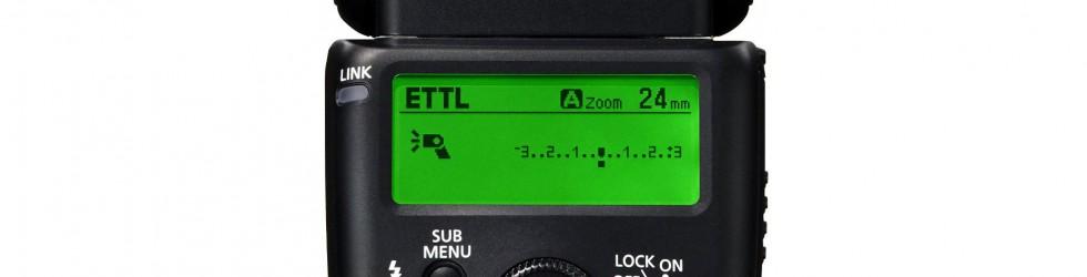 Neu: Canon SPEEDLITE 430EX III-RT