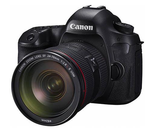 Neue Firmware für Canon EOS 5D MKIV