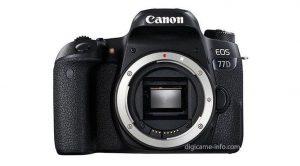Canon EOS 77D soll heute vorgestellt werden 1