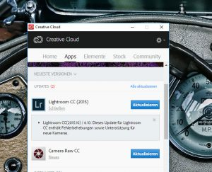 Lightroom CC2015.10