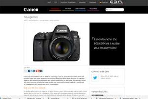 Canon EOS 6D MKII vorgestellt 1