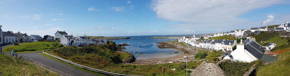 Portnahaven, kleiner Ort im Süden der Halbinsel Rhinns of Islay