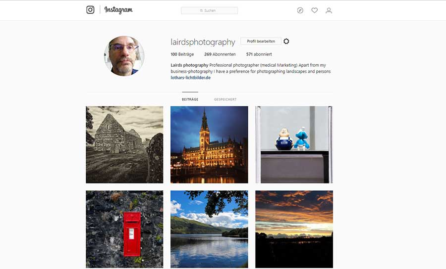 Lairdsphotography bei Instagram