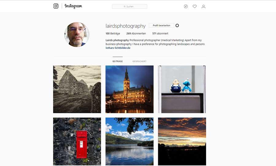 lairdsphotography: 100. Beitrag bei Instagram