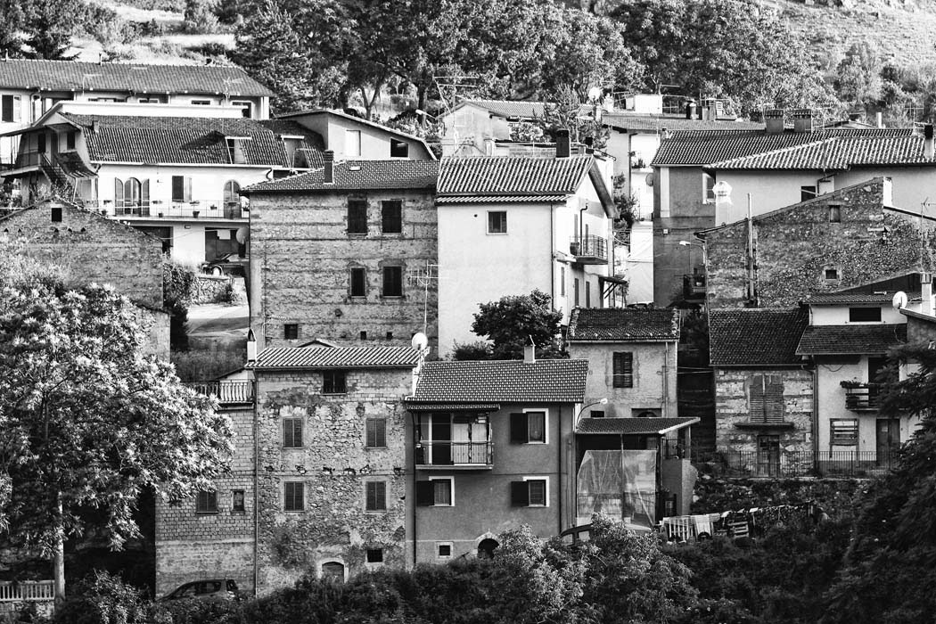 Dörfer, Städte, Metropolen