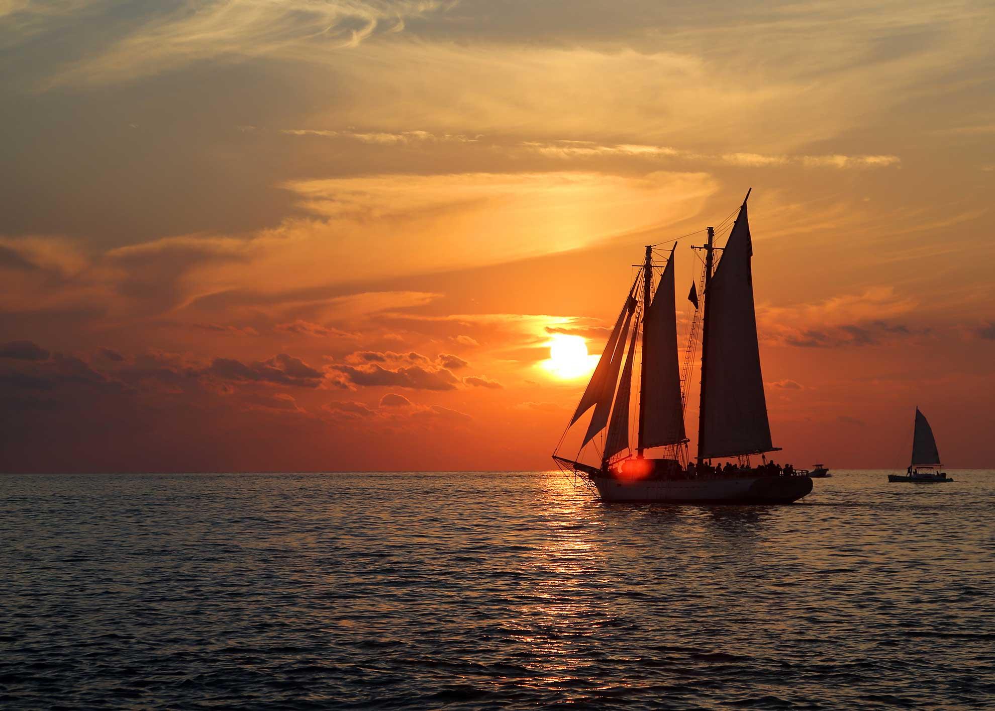 Sonnenuntergang Key West