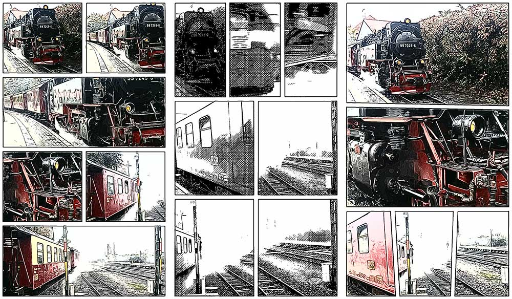 Neue Foto-App von Google: Storyboard