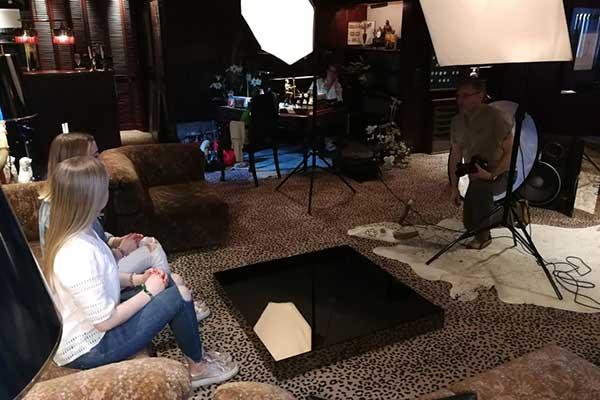 Shooting mit Sarah und Laura 1