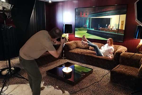 Shooting mit Sarah und Laura 2