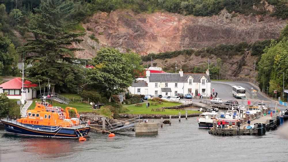 Reisetagebuch Schottland: Auf Islay angekommen