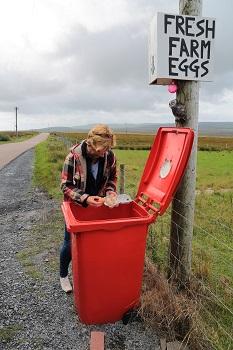 Reisetagebuch Schottland: Die Pacht kassiert 3