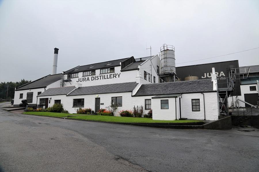 Reisetagebuch Schottland: Jura, 230 Einwohner und eine Destille