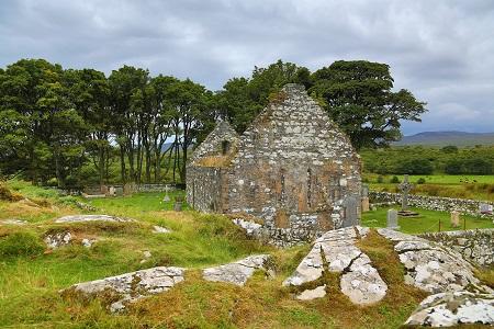 Reisetagebuch Schottland: Der gedeckte Tisch 2