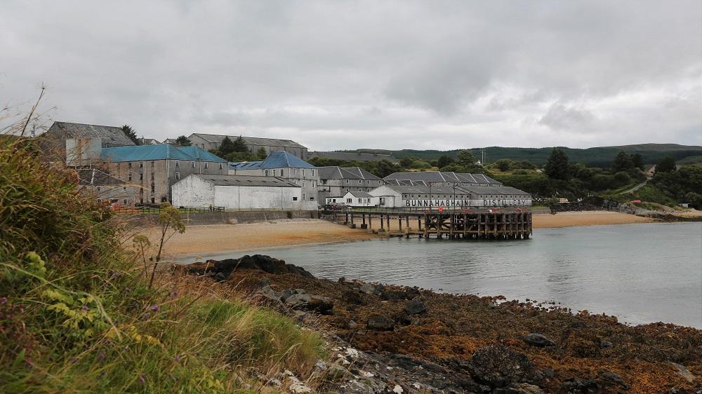 Reisetagebuch Schottland: Wracksuche