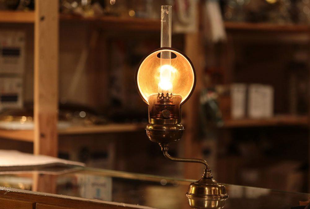 Fotos mit Petroleum-Licht
