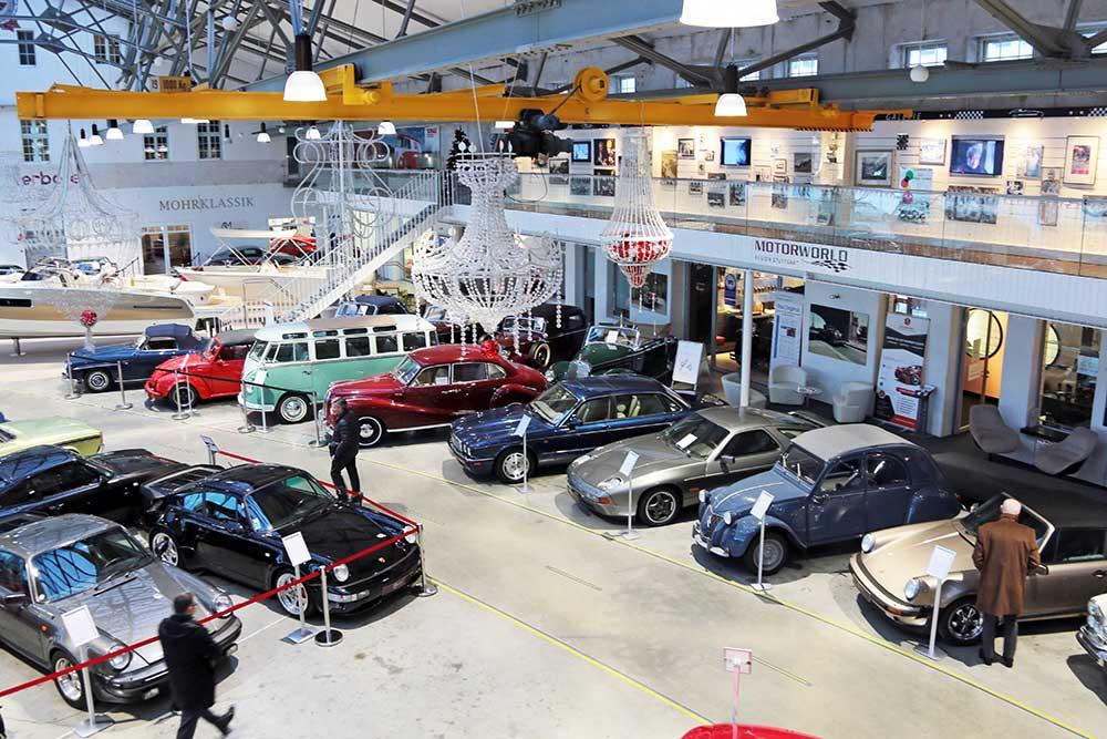 Alte Autos – Neues Projekt