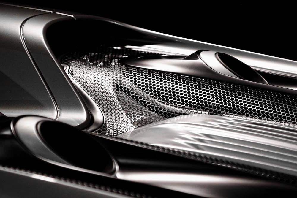 Porsche Spyder by Lothar Stobbe