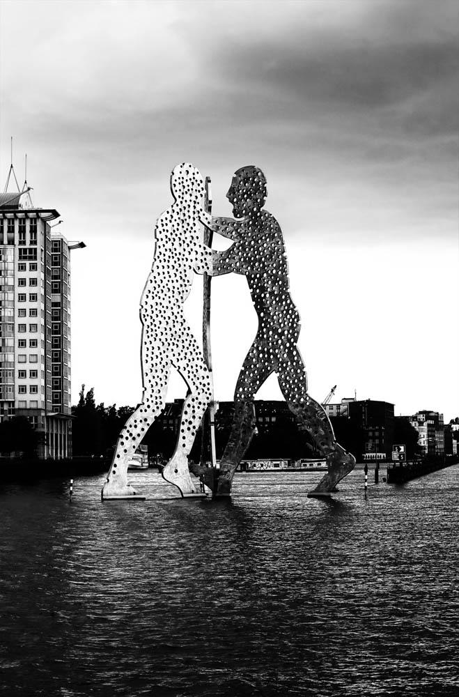 molecule-man by Lothar Stobbe
