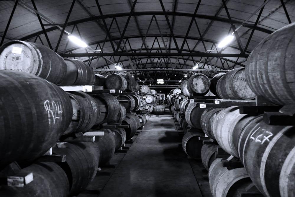 warehouse by Lothar Stobbe